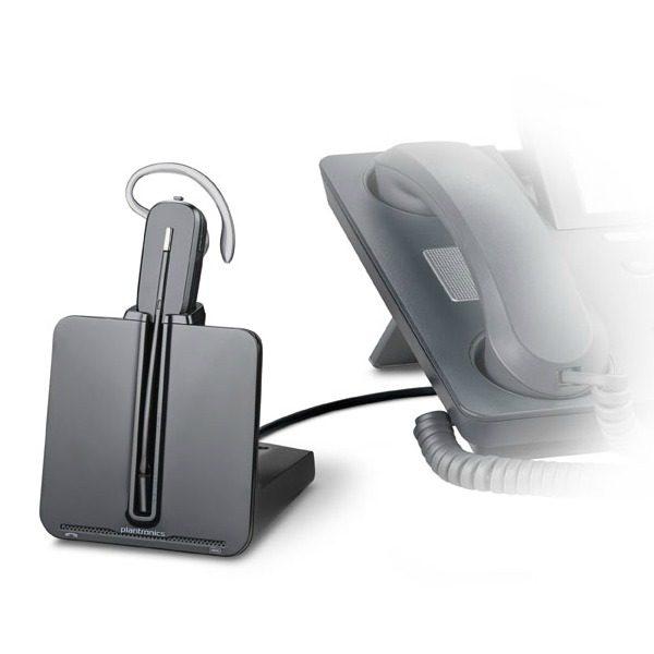 CS540 connect to Deskphone